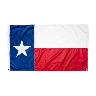 Texas State Flag - Large