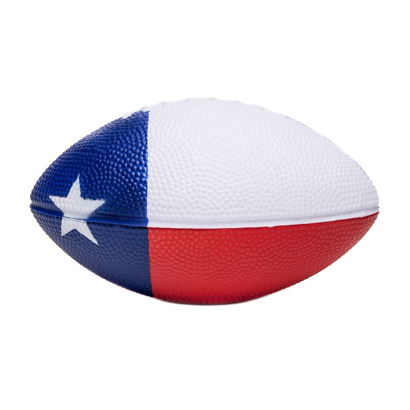 Texas Flag Foam Mini Football