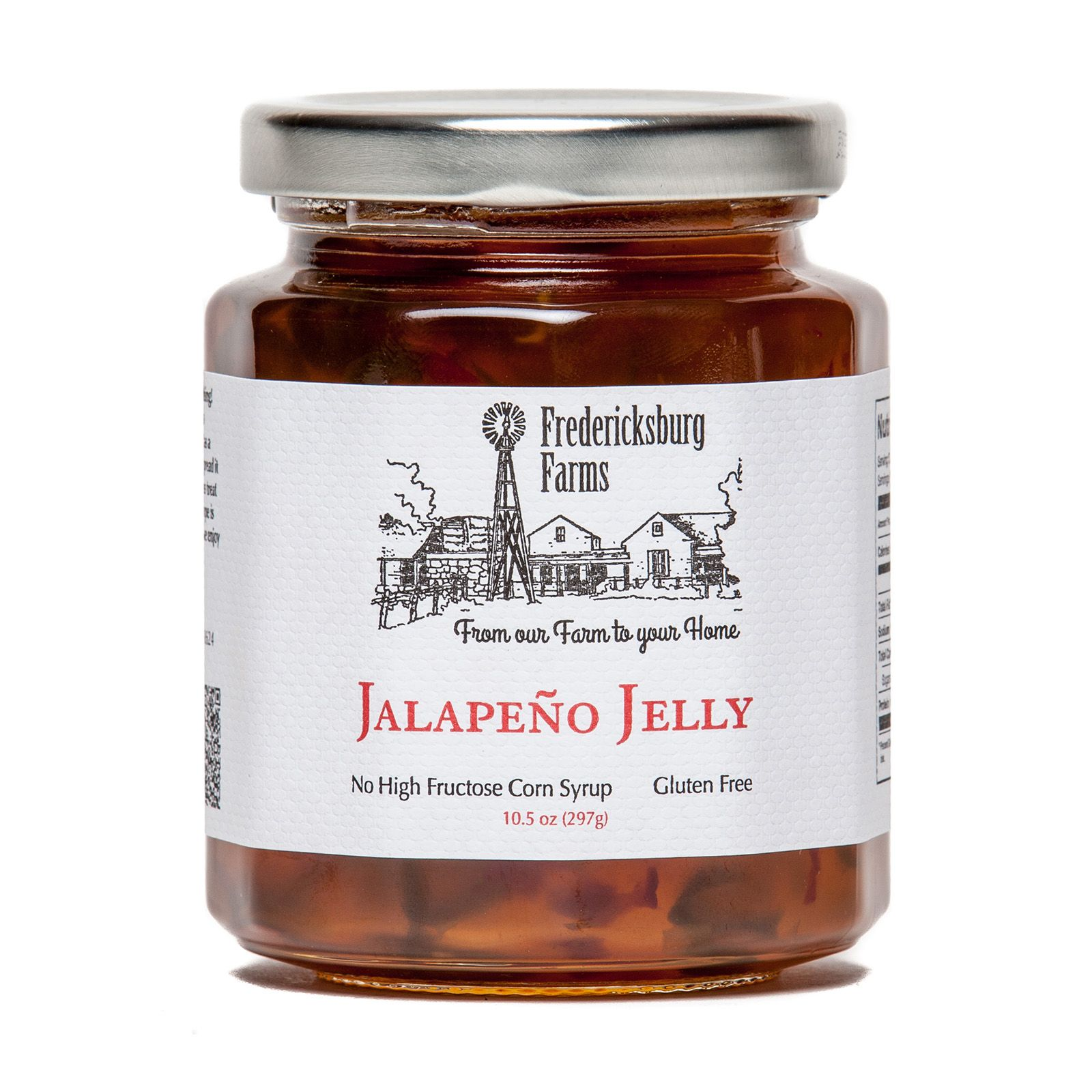 Fredericksburg Farms Jalepeno Jelly