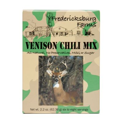 Fredericksburg Farms Venison Chili Mix
