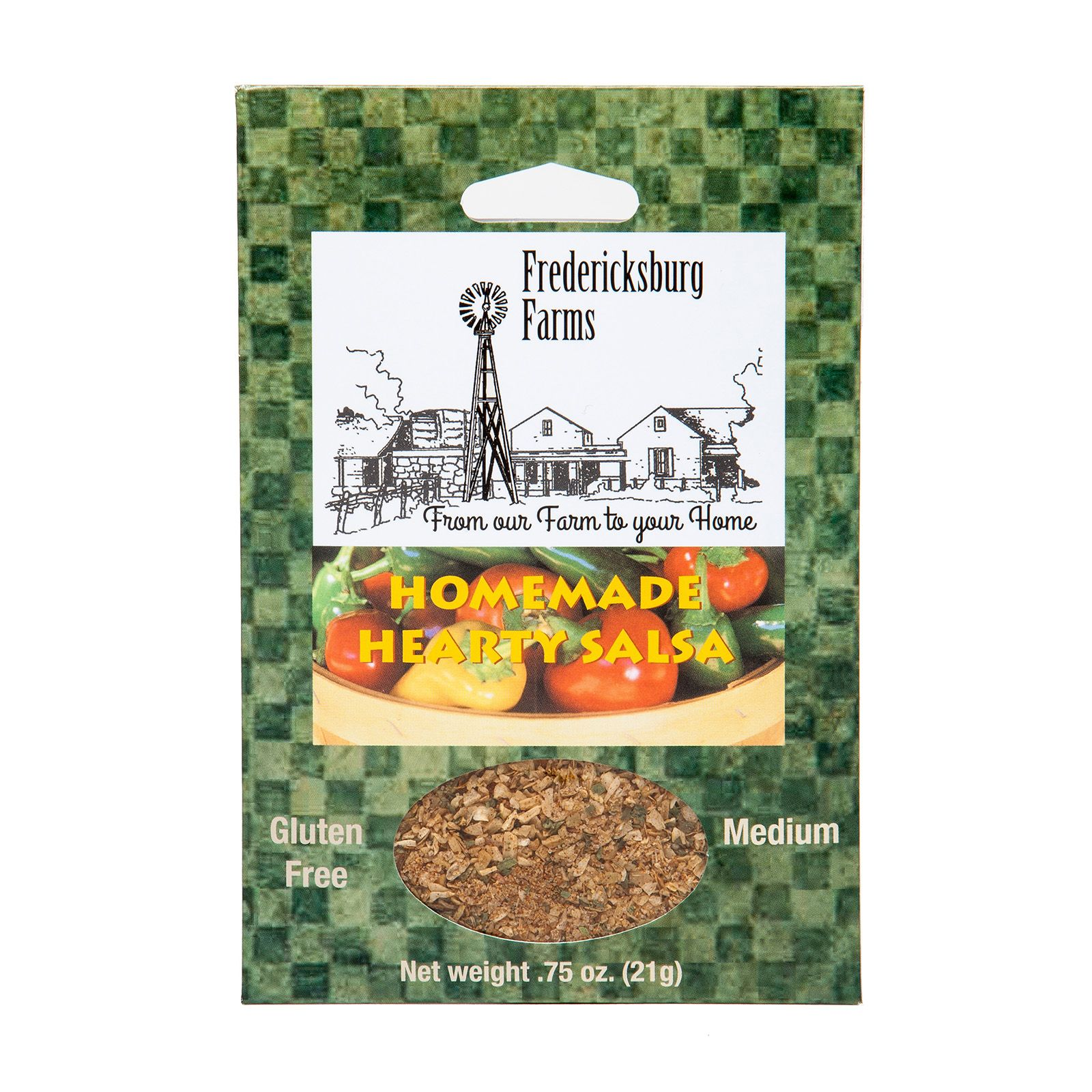 Fredericksburg Farms Homemade Hearty Salsa Mix