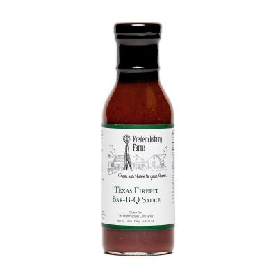 Fredericksburg Farms Texas Firepit Bar-B-Q Sauce