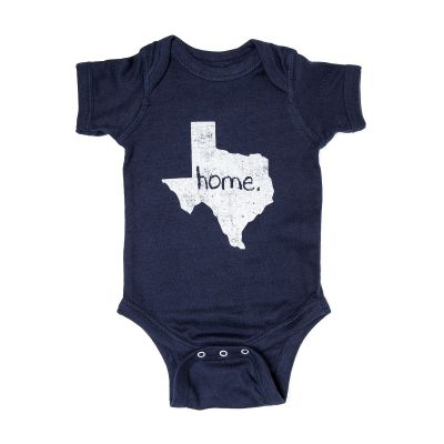 Home Texas Onesie