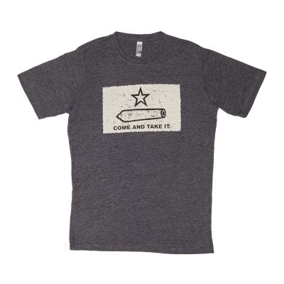 Gonzales Flag Gray T-Shirt