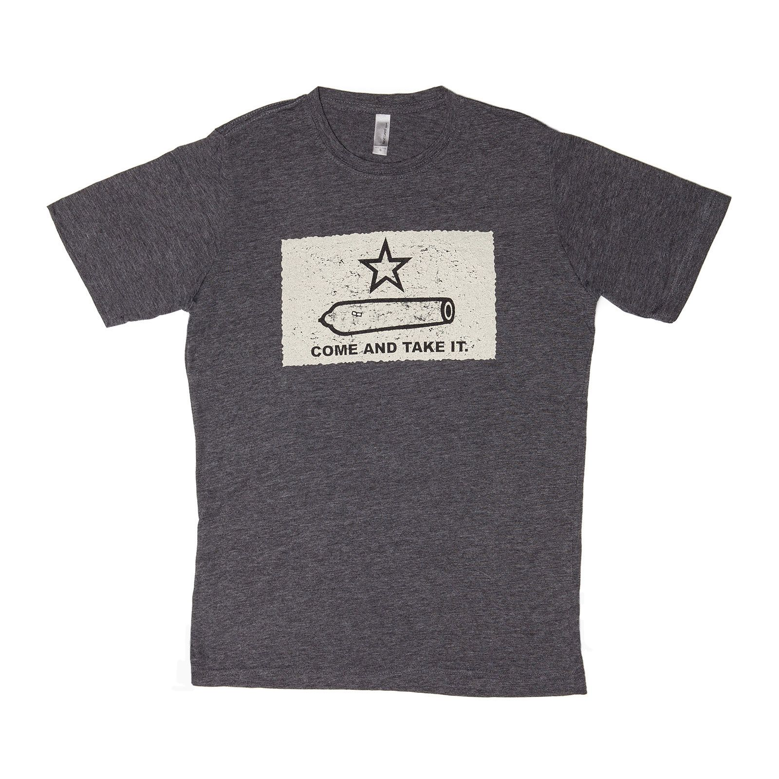Gonzales Flag Grey T-Shirt