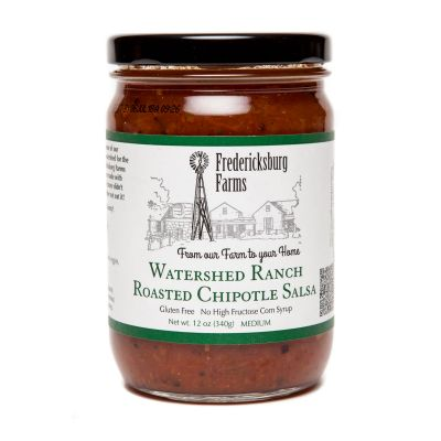 Fredericksburg Farms Watershed Ranch Roasted Chipotle Salsa