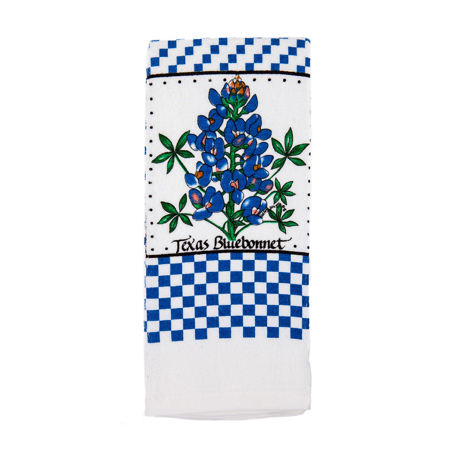 Bluebonnet Towel