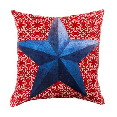 American Star Accent Pillow