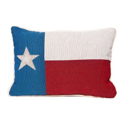 Texas Flag Pillow