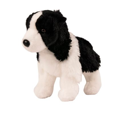 Border Collie Plush Toy