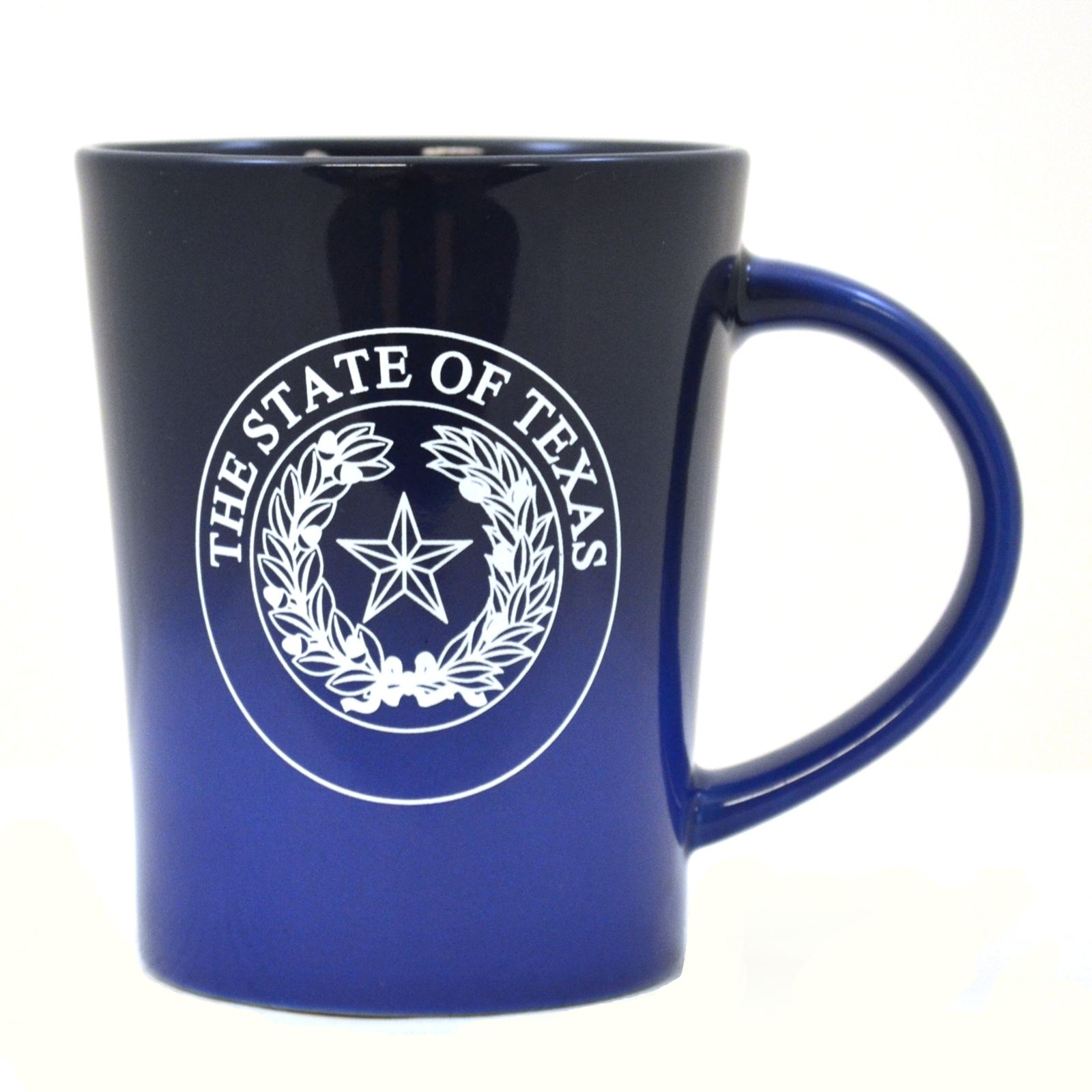 Blue State Seal Ombre Mug