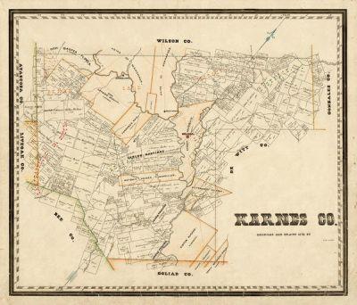 F. H. Arlitt Karnes County, 1870