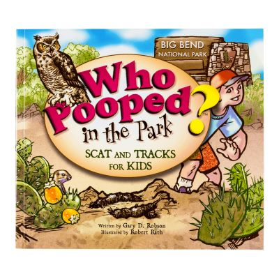 Who Pooped in the Park?: Scats and Tracks for Kids