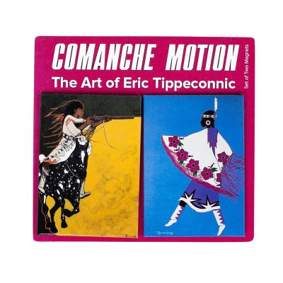 Comanche Women Magnet Set