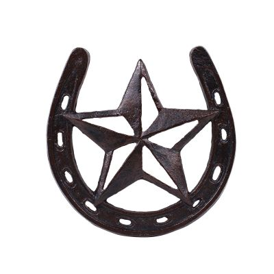 Western Star Cast Iron Trivet