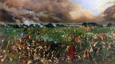 Henry McArdle Battle of San Jacinto, 1895