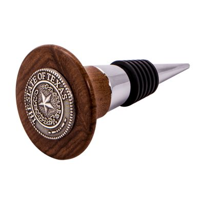State Seal Wine Stopper