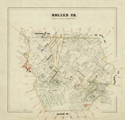 F. H. Arlitt Goliad County, 1871