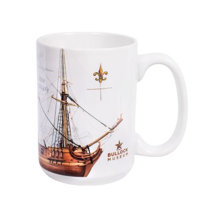 La Belle Ceramic Mug