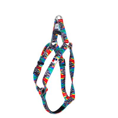 PrideBites™ Austin Skyline Dog Harness