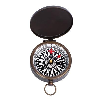 Replica Maritime Bronze Pocket Compass