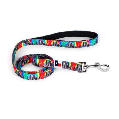 PrideBites™ Austin Skyline Dog Leash
