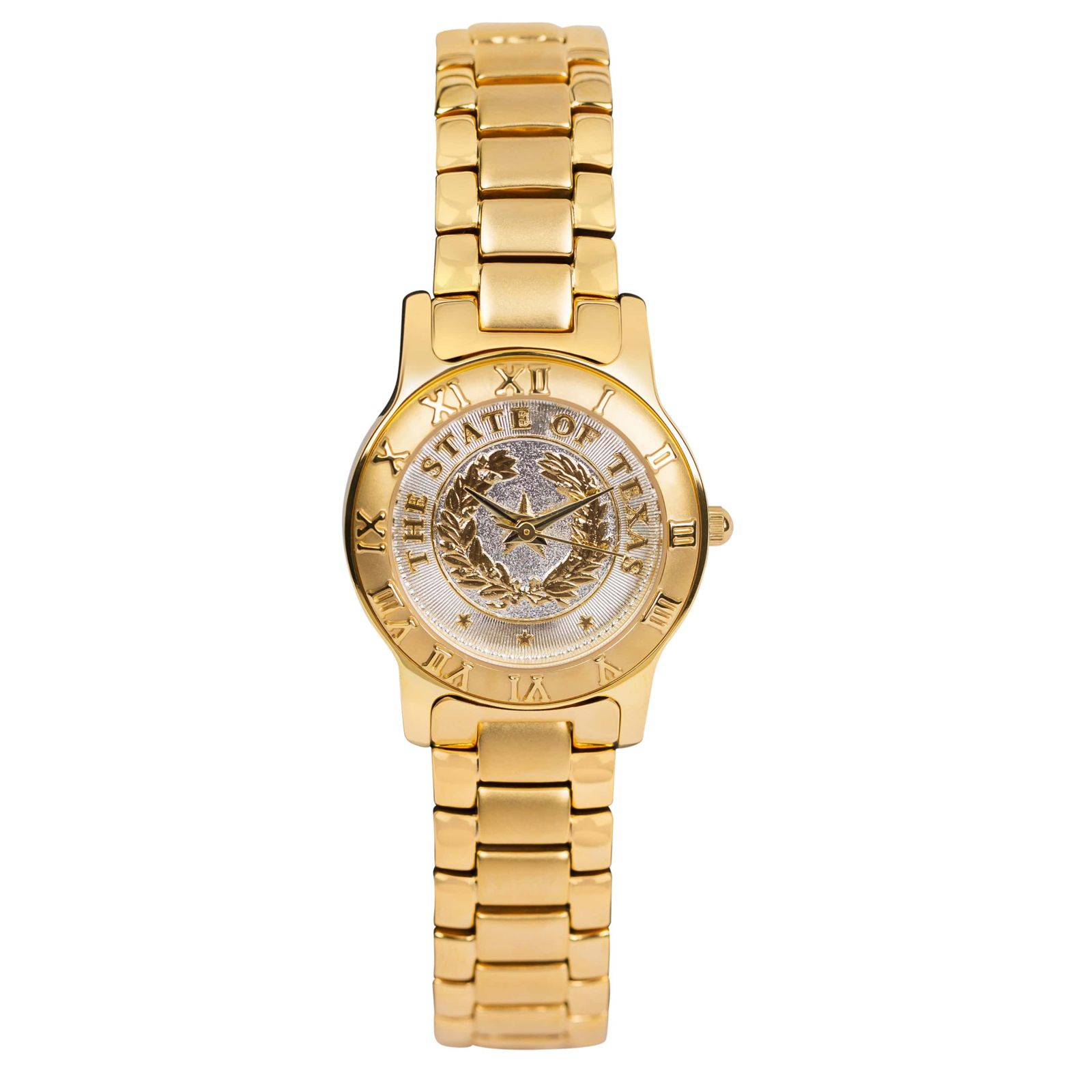 State Seal Gold Small Watch