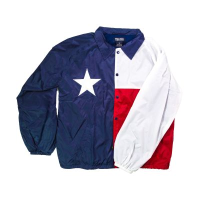 Texas Flag Jacket