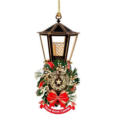 Capitol Lantern Lighted Ornament