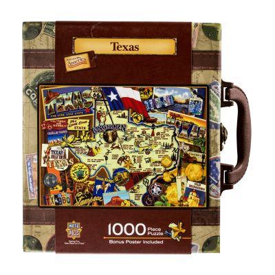Texas Suitcase Puzzle