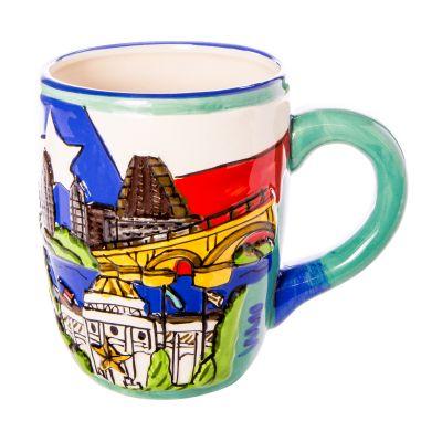 Austin Skyline Ceramic Mug