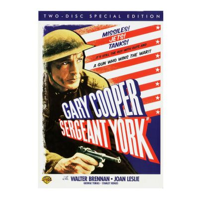 Sergeant York DVD