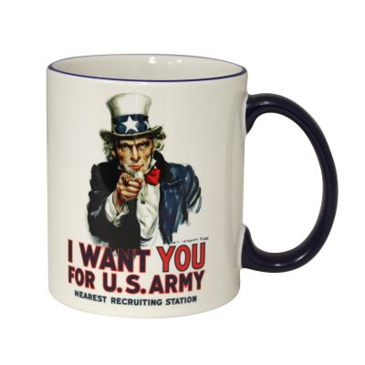 Uncle Sam Mug