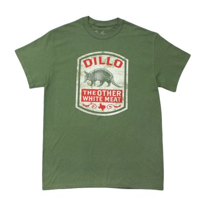 Dillo the Other White Meat T-shirt