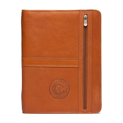 Leather Three-Way Envelope Portfolio