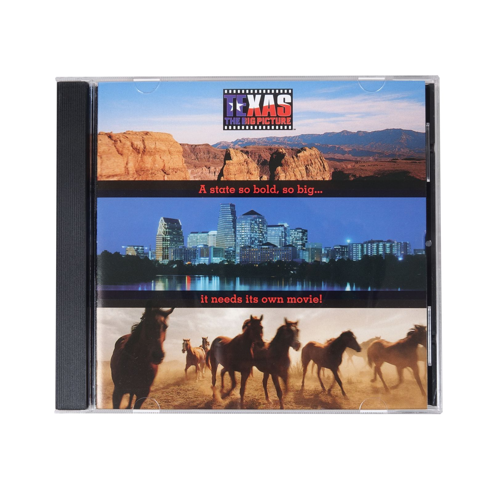 Texas: The Big Picture CD