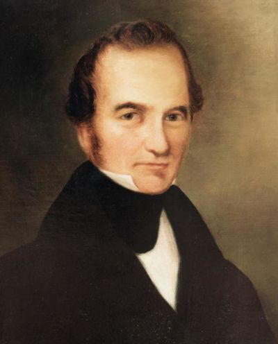 artist unknown Stephen F. Austin, about 1836