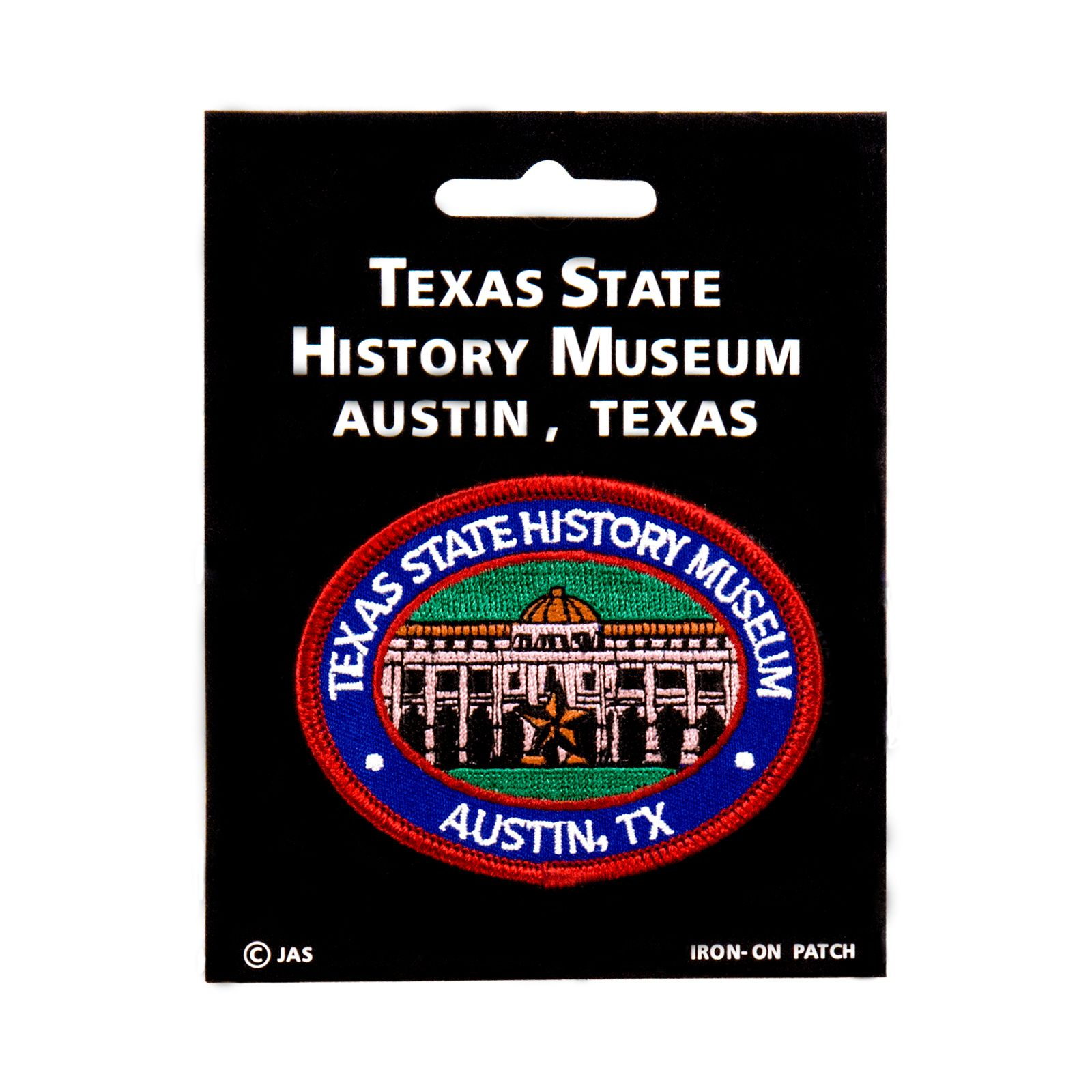 Texas State History Museum Patch