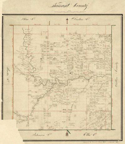 F.H. Arlitt Tarrant County, 1856