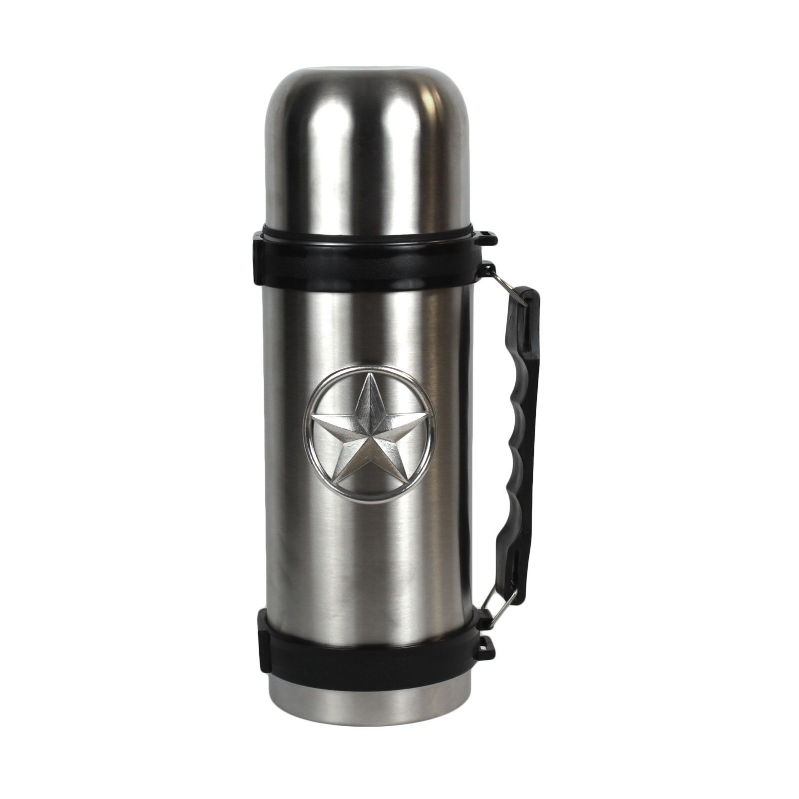 Texas Lone Star Insulated Bottle