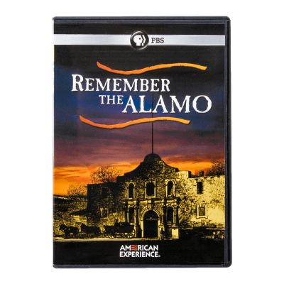 PBS American Experience® Remember the Alamo DVD
