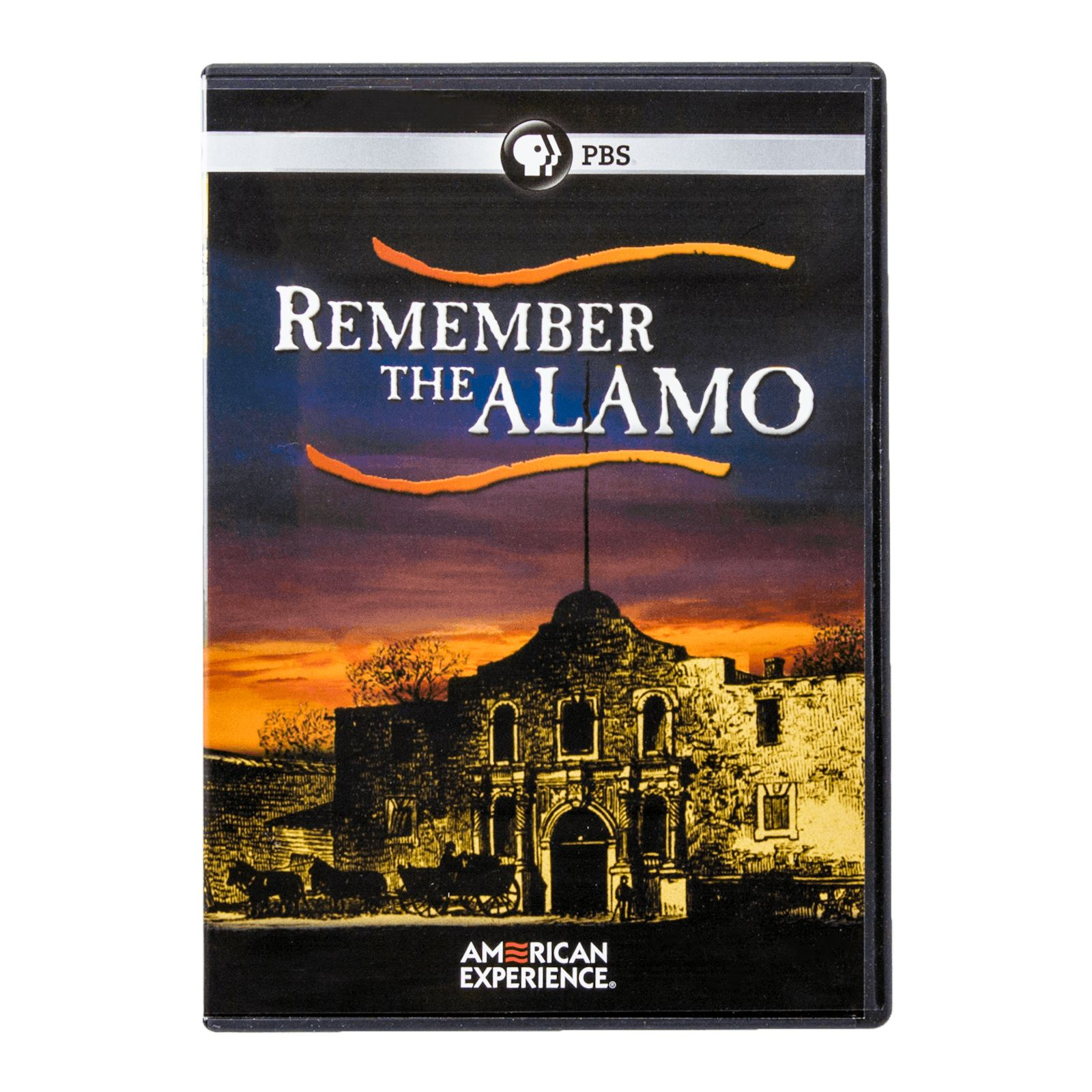 Remember the Alamo DVD
