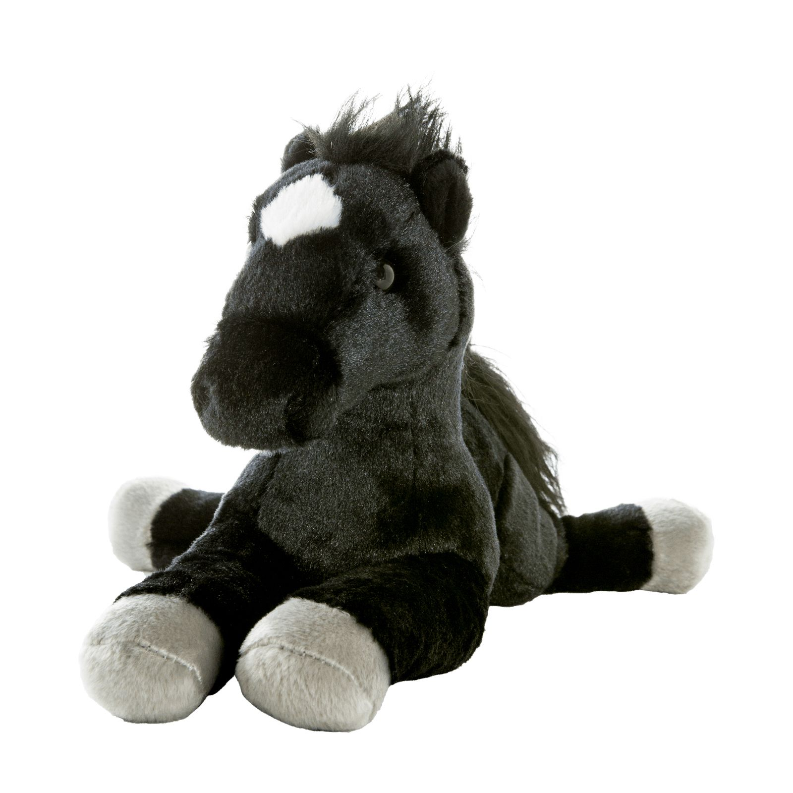 Plush Blackjack Horse