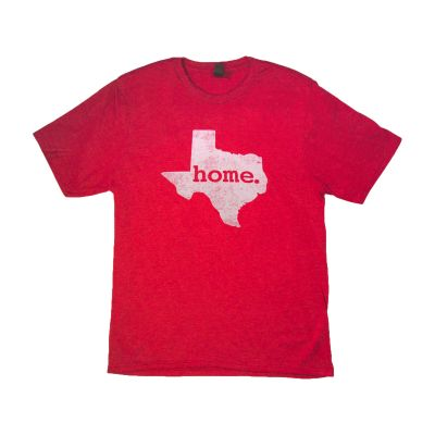 Home Texas Red T-Shirt