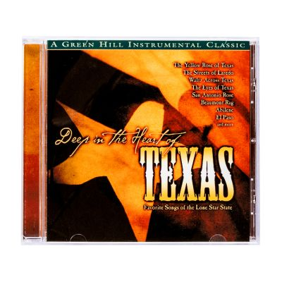 Deep in the Heart of Texas: Favorite Songs of the Lone Star State CD