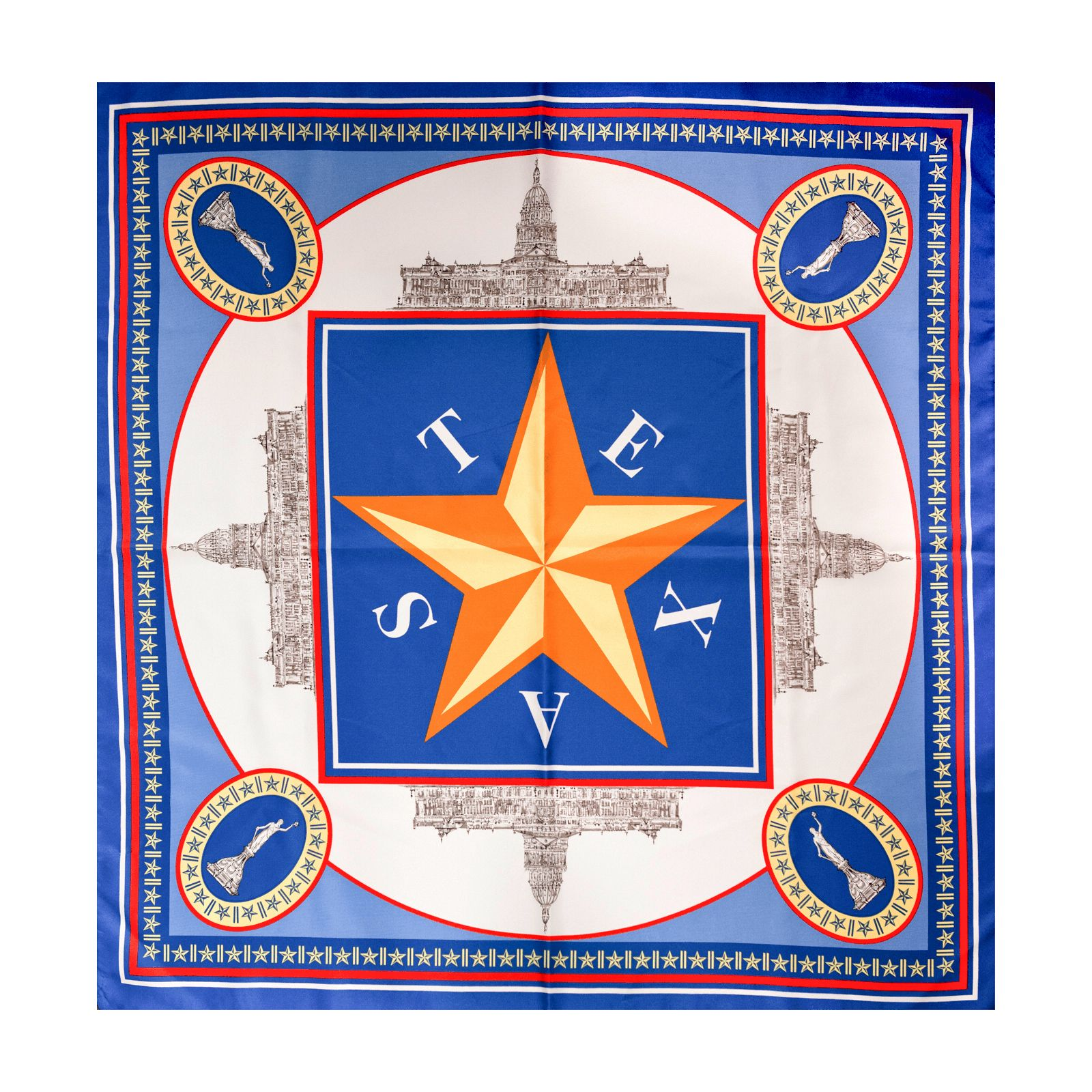 Texas Capitol Scarf