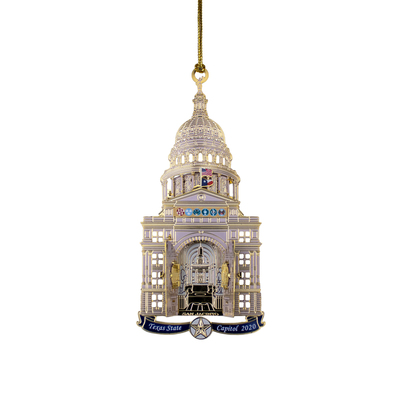 2020 Texas Capitol Ornament