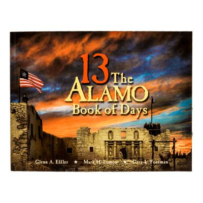 13 The Alamo Book of Days