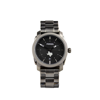 Fossil Stainless Steel Texas Large Watch