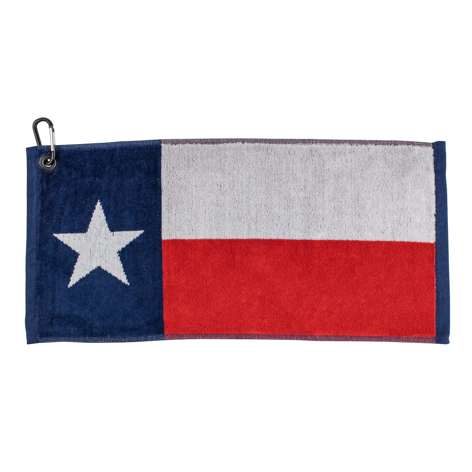 Texas Flag Cotton Golf Towel